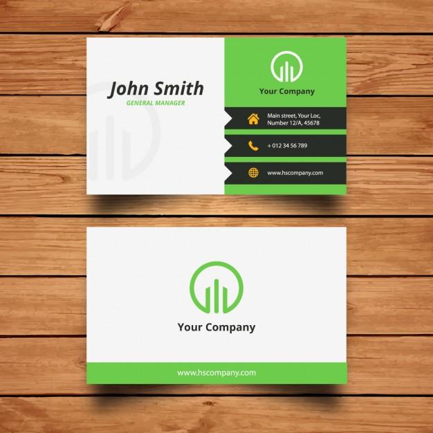 cartão visitas contabilidade
